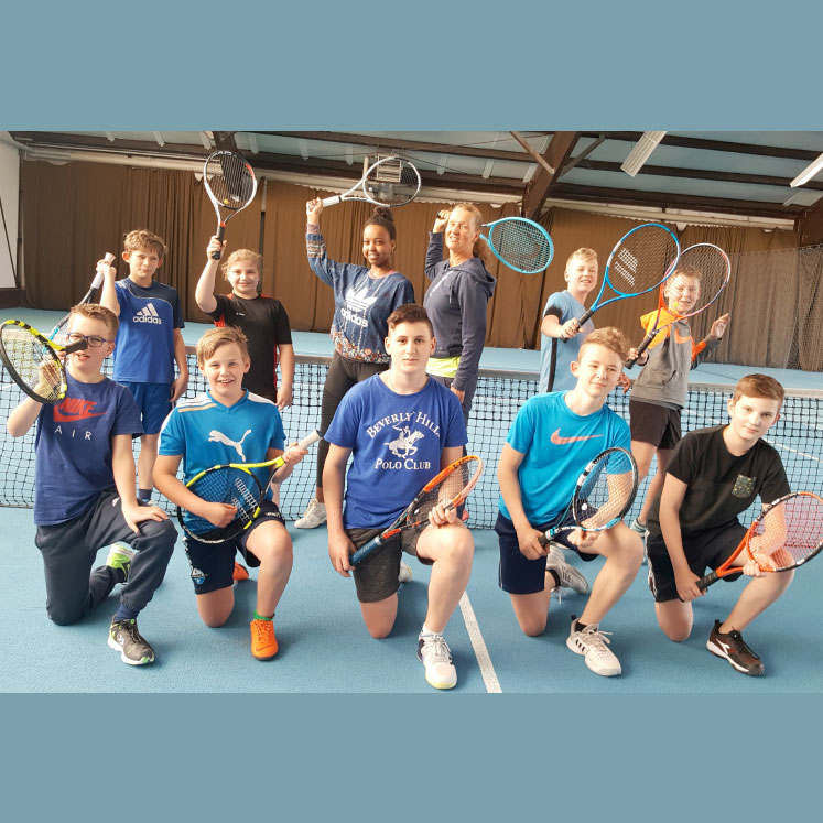 Osterferien-Tennis-Camp 2019